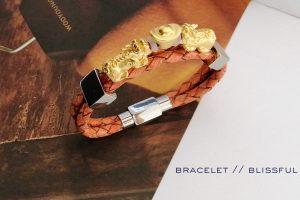 สร้อยข้อมือปีเซียะทองคำแท้ กำไลปีเซียะ