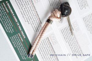 พวงกุญแจหนัง พวงกุญแจรถ