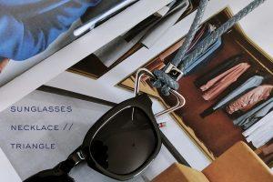 สร้อยคอหนัง สายคล้องคอ สายคล้องแว่น